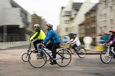 """UK: More than 200 #Roads 2B """"#Cycle-Proofed"""" #Green OO"""