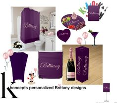 Lots of gift ideas for Brittany