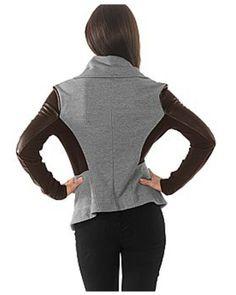 Back of jacket/vest