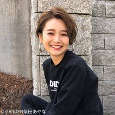 for girls hair design in 2020 Haircuts Straight Hair, Short Hair Cuts, Short Hair Makeup, Korean Short Hair, Chin Length Hair, Shot Hair Styles, Hair Arrange, Shirt Hair, Hair Reference