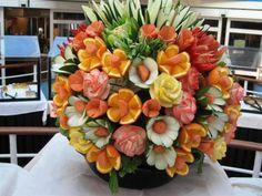 Fruit's bouquet