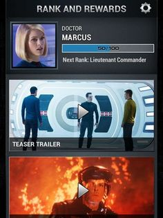 CES: 'Star Trek Into Darkness' Unveils High-Tech App