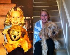 Kids And Pets Growing Up Together: A Heartwarming Photo Collection