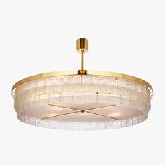Savile Row Two Tier Chandelier | Ceiling Lights | Bella Figura | The World's Most Beautiful Lighting