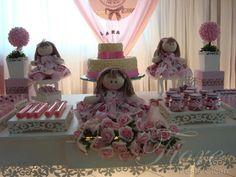 Festa com bonecas