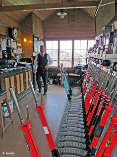 on the Severn Valley Railway Severn Valley, Southern Railways, British Rail, Train Tracks, Towers, Scale Models, Bristol, Trains, Transportation