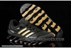 http://www.womenpumashoes.com/adidas-men-springblade-black-gold-running-shoes-discount.html ADIDAS MEN SPRINGBLADE BLACK GOLD RUNNING SHOES DISCOUNT Only $70.00 , Free Shipping!
