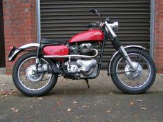MATCHLESS G15CS NORTON N15CS CLASSIC BRITISH TWIN 1966   eBay