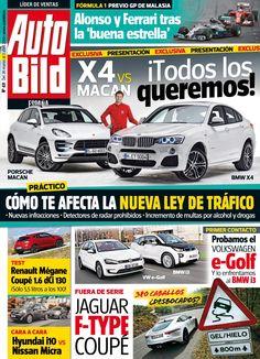 Revista #Autobild España 431. ¿Cómo te afecta la nueva ley de #tráfico?