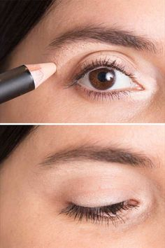 Cover under-eye circles, blemishes and more with these super easy concealer make-up tips. Beauty Blogs, Beauty Secrets, Beauty Hacks, Beauty Tips, Beauty Bar, All Things Beauty, Beauty Make Up, Hair Beauty, Makeup Articles