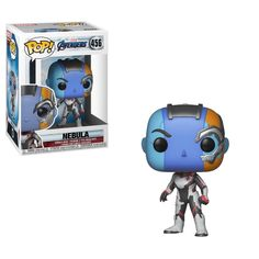 This is an Avengers Endgame POP Nebula Vinyl Figure produced by the good folks over at Funko. This figure looks great in its Funko POP form! Recommended Ages: Condition: Brand New Dimensions: X 1 Funko Avengers Endgame POP Nebula Vinyl Figure The Avengers, Avengers Film, Avengers Memes, Funko Pop Dolls, Funko Pop Figures, Pop Vinyl Figures, Funko Pop Marvel, Univers Marvel, Figurine Avengers