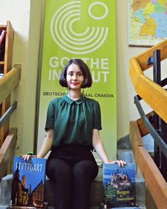 Check out 4thelittleladies.blogspot.ro to read about Goethe's World from Craiova.