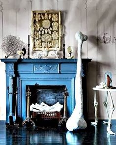 Image result for awesome giant fireplace