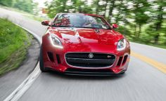2014 Jaguar F-type V-8 S - Photo Gallery of Instrumented Test from Car and Driver - Car Images