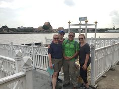 Bangkok Thailand — Frank and Janet Around the Planet