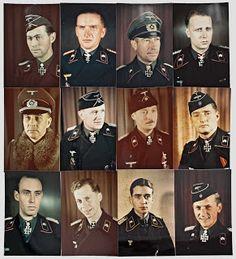 Third Reich Pictures: Unknown RK Holders1