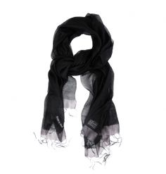 B-side Felixo Black Scarf  £40.00