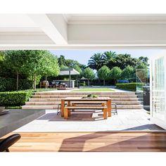 A Sprawling Family Garden Designed For Entertaining | HOMES