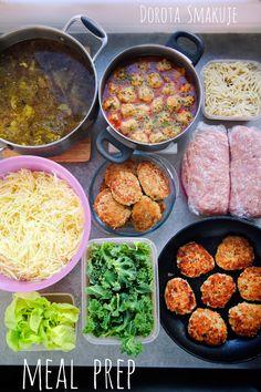 Meal prep obiady na tydzień #Mealprep #obiad na tydzień Freezer Meals, Meal Prep, Prepping, Beef, Food, Meat, Essen, Meals, Meal Planning