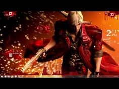 Devil May Cry Video wallpaper BY AKIBA ILLUSION