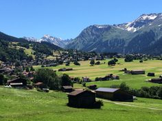 Swiss summer...#davos/klosters