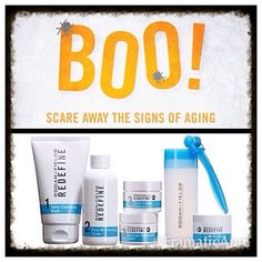 Scare away the signs of aging!! Contact me for details! tcfoster.myrandf.com