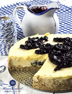 lekki sernik jogurtowy - #light #yogurt #cheesecake http://kingaparuzel.pl/blog/2014/07/sernik-jogurtowy-lekko-odchudzony/ #fit #healthy #natur