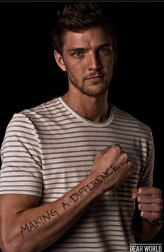 Chandler Parsons - Remember to make a difference! This is for J Lin Foundation.