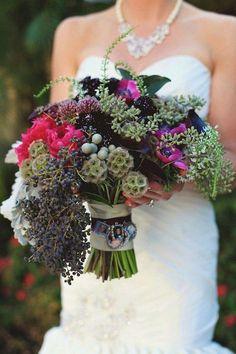 Memorial Bouquet Charms