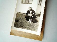 Vintage Bear Photo Service Photo Book Military Navy Man Wife Baby Krystal Gloss #vintagephotos #bearphotoservice #krystalgloss #americana #photography