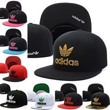 2017 New Men's Fashion Bboy Hip Hop adjustable Baseball Snapback Hat cap Cool