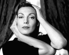 Ute Lemper, the German singer and actress, February Ute Lemper, Picture Photo, Illusions, Love Her, How To Memorize Things, Take That, Singer, Actresses, Portrait