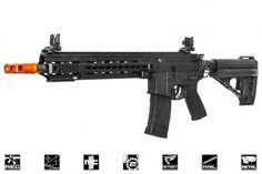 VFC Avalon Full Metal VR16 Calibur Carbine AEG Airsoft Gun (BLK)