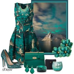 """Mountains"" by diane-shelton on Polyvore"