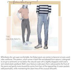 The Calyer Pants