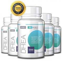 CHOSEN VITAMINS DHEA 50 MG 90 TABS, PLATINUM SERIES * You can find out more details at the link of the image.