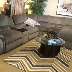 Lazy Boy Furniture Sectional.
