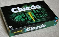 Cluedo, Hasbro, 1999, 50th anniv., French, w Eng., Ger., It., Span; Le Jeu Des Grands Detectives