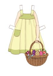 Dress Up Belle Clothes - Belle & Boo