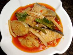 The Burmese style fish curry is another popular dish to try.