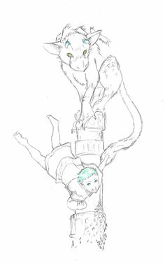 Jack and Trico ~ The Last Guardian