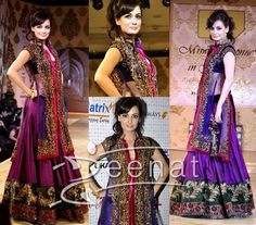 Actress wear manish malhotra collection Find Similar Exclusive Laces and fabrics @ www.lacxo.com