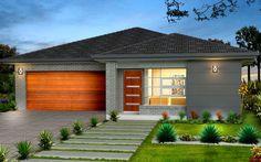 Sabrina 28 - Single Level - by Kurmond Homes - New Home Builders Sydney NSW