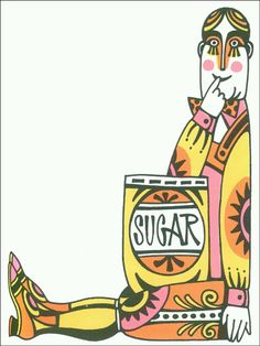 illustration by john alcorn, 1966
