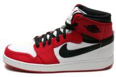 f049ab2d31e Men s Nike Air Jordan 1 KO Retro High OG Basketball Shoes Black 638471-001  (9)