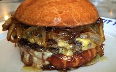 Burger of the Week: Cheeseburger at Petit Trois | burger - Zagat