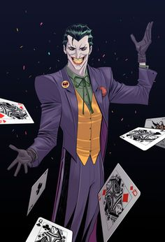 Joker by Dan Mora                                                                                                                                                     More