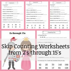 46 Best Skip counting songs images in 2017   Maths
