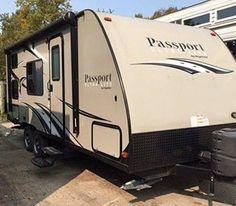 Woodland Park, Passport, Rv, The Unit, Camping, Website, Bathroom, Friends, Kitchen