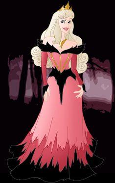 Evil Princess: Aurora by Willemijn1991 on DeviantArt